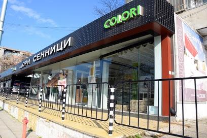 COLORI_Magazin_bulevard_Iztochen_22_Plovdiv_Bulgaria